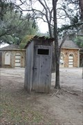 Image for Gano House Outhouse -- Dallas Heritage Village, Dallas TX