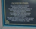 Image for Pioneer Park - Rossland, BC