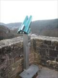Image for Binocular in castle Hardenburg - Bad Dürkheim/Germany