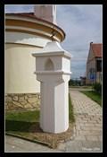 Image for Wayside shrine at St Ann Chapel (Boží muka u kaple sv. Anny) - Vrbice, Czech Republic