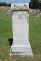 Image for Ola S. Hill - Konawa Memorial Cemetery - Konawa, OK