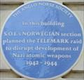 Image for Telemark Raid - Chiltern Court, Baker Street, London, UK