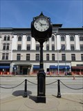 Image for Five Star Bank Clock - Olean, NY