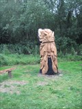 Image for Green Man Carving - Priory Park - Bedford