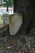 Image for Confederate Soldier Headstone - Gulfport MS