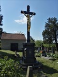 Image for Central Cross on Chvateruby Cemetery, Czechia
