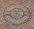 Image for Unique Manhole Cover -- Fort Worth TX