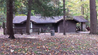 View Waymark Gallery. Cabin No. 7   Linn Run State Park ...