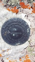 Image for CD8654 - USC&GS Herd Reference Mark 2 - Siskiyou County, CA