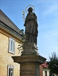 Image for St. John of Nepomuk - Pobezovice, Czech Republic