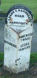 Image for Milestone - West Park Road, Harrogate, Yorkshire, UK.