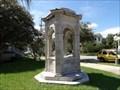 Image for Rosenberg Fountain in Alderdice Park - Galveston, TX