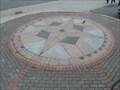 Image for City Hall Compass Rose - St. John's, Newfoundland and Labrador