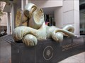 Image for Male Lion at Marquis One Tower - Atlanta, GA