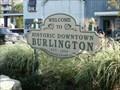 Image for Burlington Downtown Historic District - Burlington, WI