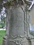 Image for 1790 - Stone cross - Police nad Metují, Czech Republic