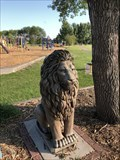 Image for Lion at Elementary School - Fargo, ND