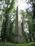 Image for Weatherby Castle Hillfort Obelisk - Milborne St Andrew, Dorset, UK