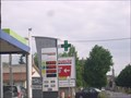 Image for Heure et température pharmacie Beauvoir/Niort. France