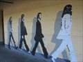 Image for Beatles mural - Chico, CA
