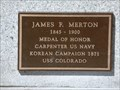 Image for James F. Merton-Saint Louis, MO