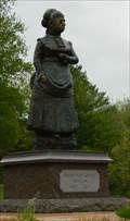 Image for Mrs. Butterworth Statue of First Lady Julia Grant - Galena, Illinois