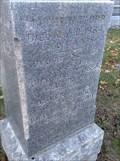 Image for 102 - Helena Thompson Orr - Beechwood, Ottawa, Ontario