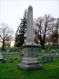 Image for Starkweather Family Grave, Mt. Hope Cemetery, Rochester, NY