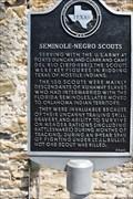 Image for Seminole - Negro Scouts