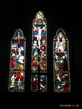 Image for Stained Glass Window, St Petroc - Trevalga, Cornwall