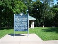 Image for Iowa City - Mormon Trail  Historical Marker - Westbound