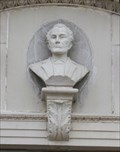Image for Lincoln Bust -- Lincoln Co. Courthouse, North Platte NE