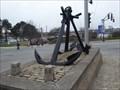 Image for Three Admiralty Anchors - Saint John, New Brunswick, Canada