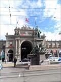 Image for Hauptbahnhof  -  Zurich, Switzerland