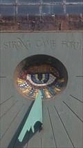 Image for Mosaic Eye - St Bartholomew - Benthall, Shropshire
