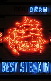 The Ship - Artistic Neon - Batu Ferengi, Penang