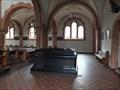 Image for Black marble high grave - St. Nikolaus und Rochus (Mayschoß)- Rheinland-Pfalz / Germany