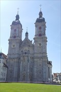 Image for Bell Towers of the Cathedral - St. Gallen, SG, Switzerland