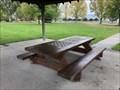 Image for Chessboard Picnic Table - La Grande, OR