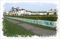 Image for HM The Queens Golden Jubilee Mosaic - Walmer Green Walmer UK