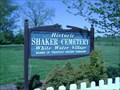 Image for Historic Shaker Cemetery - Whitewater Township, Ohio, USA