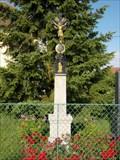 Image for Kríž na rozcestí u památníku  - Kocelovice, okres Strakonice, CZ