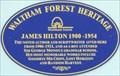 Image for James Hilton - College Road, London, UK