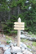 Image for Directional Signs to Schoodic Head - Acadia National Park - Winter Haven, ME