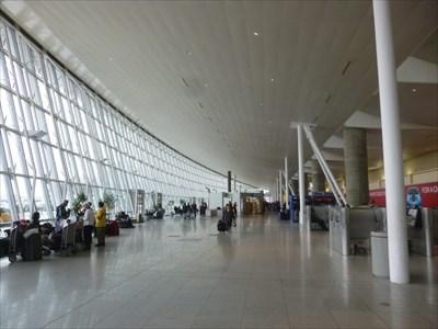 JFK Airport - NEW YORK CITY EDITION - New York, USA.