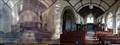 Image for Saint Julitta's church interior - Lanteglos, Cornwall