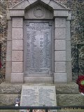 Image for War Memorial, St Mary's church - Diss, Norfolk
