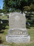 Image for George Scheifley & Mary Scheopflin - Oakland Cemetery - Sandusky, OH