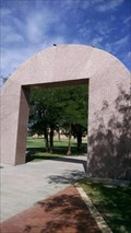 Image for Square Spiral Arch  Lubbock, TX