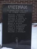 Image for Vietnam Veterans Memorial - Southgate Memorial Library - Southgate, Michigan